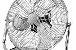 51Q1YwW+P L 310x205 - Clatronic VL 3730 WM Ventilator, Windmaschine, großer Durchmesser (45cm), Metall-Chrom, ruhiger Lauf, extra große Metallflügel für mehr Luftumwälzung