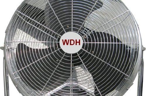 Aktobis Bodenventilator Powerventilator WDH FE50X Metall XXL O 50 cm 500x330 - Aktobis Bodenventilator, Powerventilator WDH-FE50X *Metall* (XXL Ø = 50 cm)